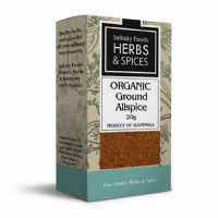Infinity Foods Organic Ground Allspice 20g